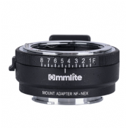 ADAPTADOR DE LENTE COMMLITE  DE NF LENS A E-MOUNT CAMERA